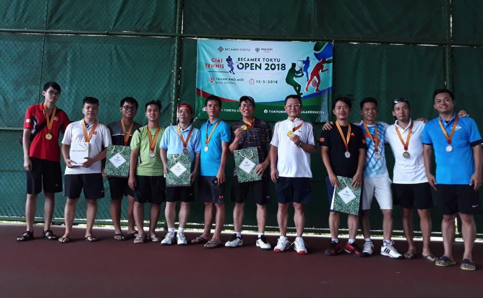 ベカメックス東急オープンテニス大会