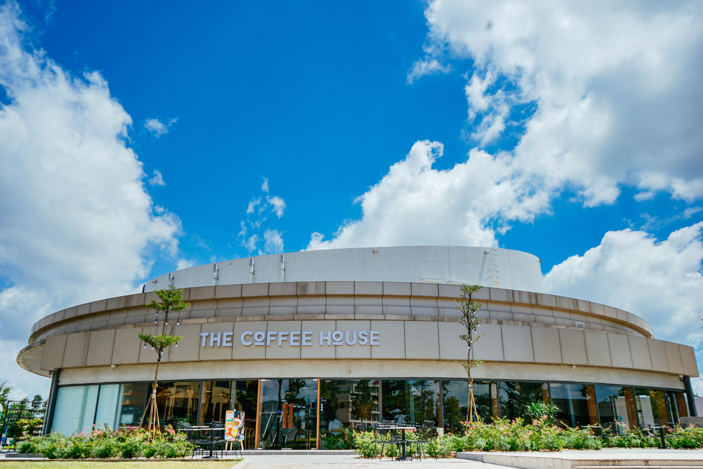 ビンズン初のThe Coffee Houseはビンズン新都市にオープンした