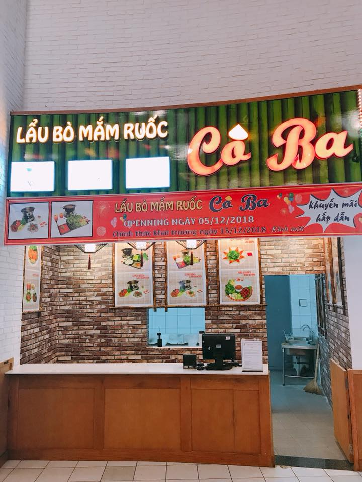 ベトナム料理「コーバー」がヒカリにオープン