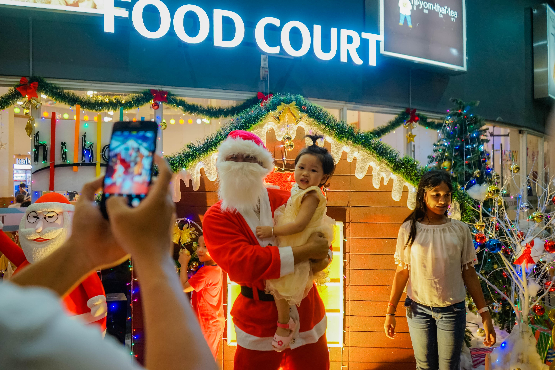 ヒカリに2018年度のクリスマスイベント