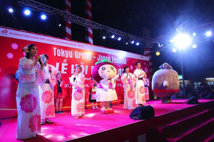 TOKYU GROUP – Japan Festival 2018