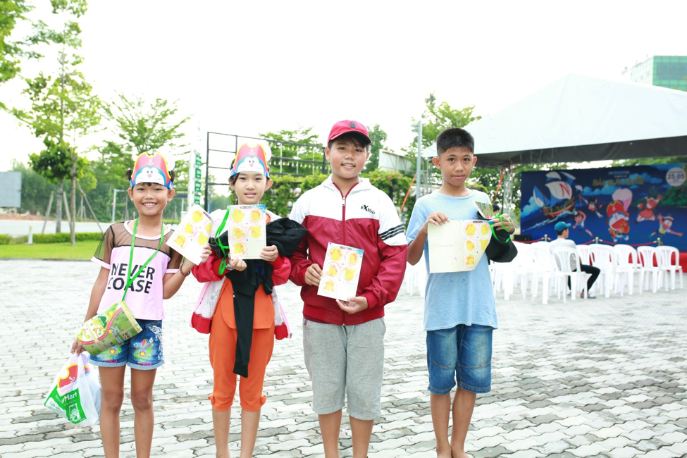 Doraemon Golden Week 2018 first time in Binh Duong New City