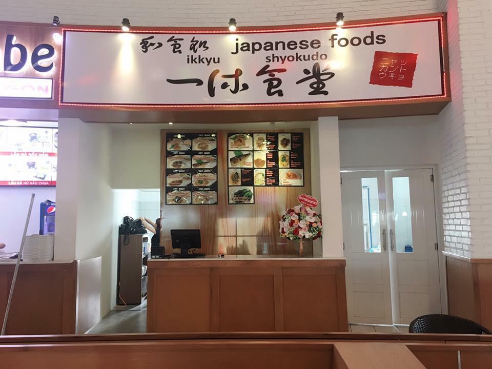 Ikkyu Shyokudo has opened in hikari Food Court