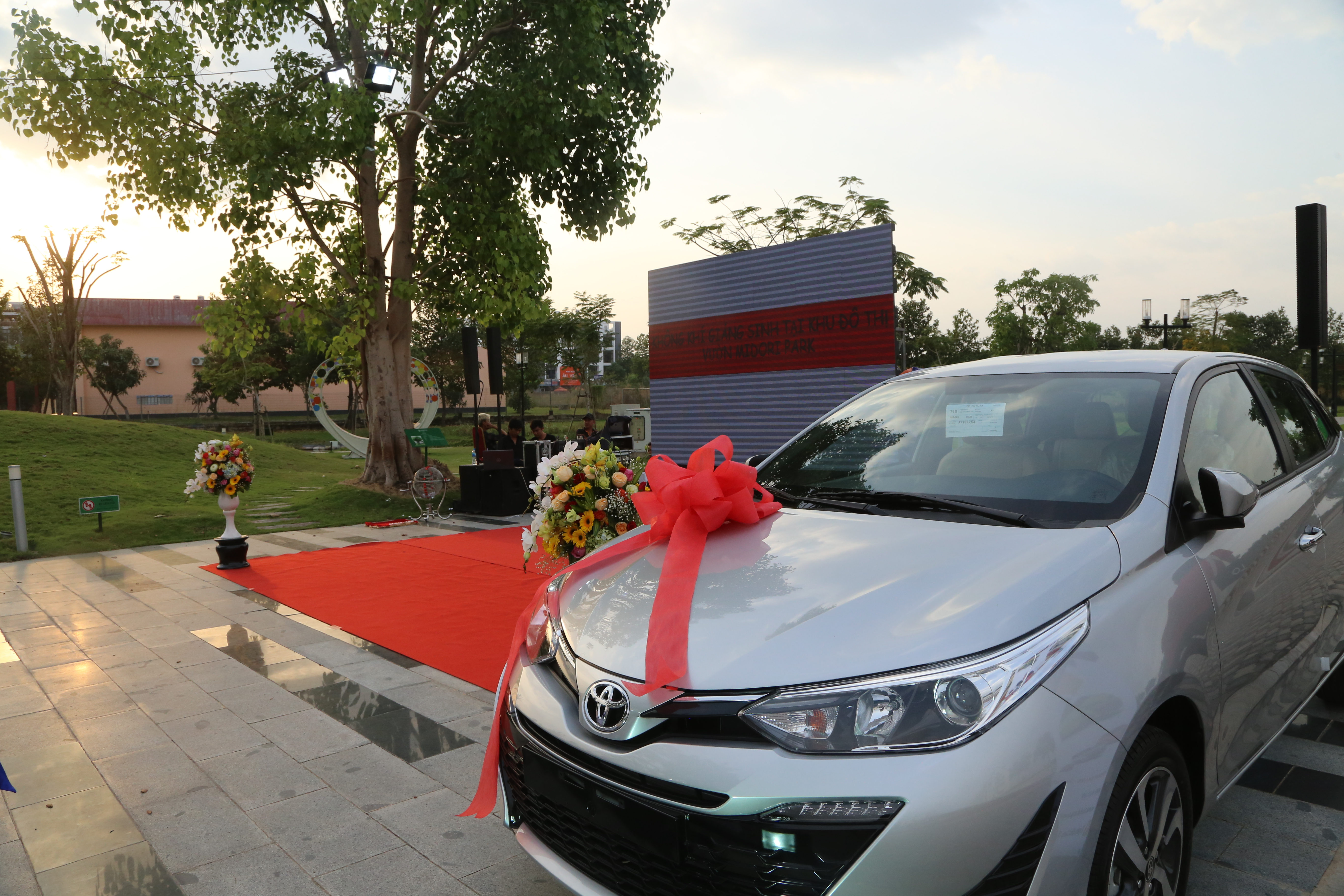 The launch Sales Event of Shop house located at the main road – Ly Thai To and Tran Quoc Toan street – MIDORI PARK project