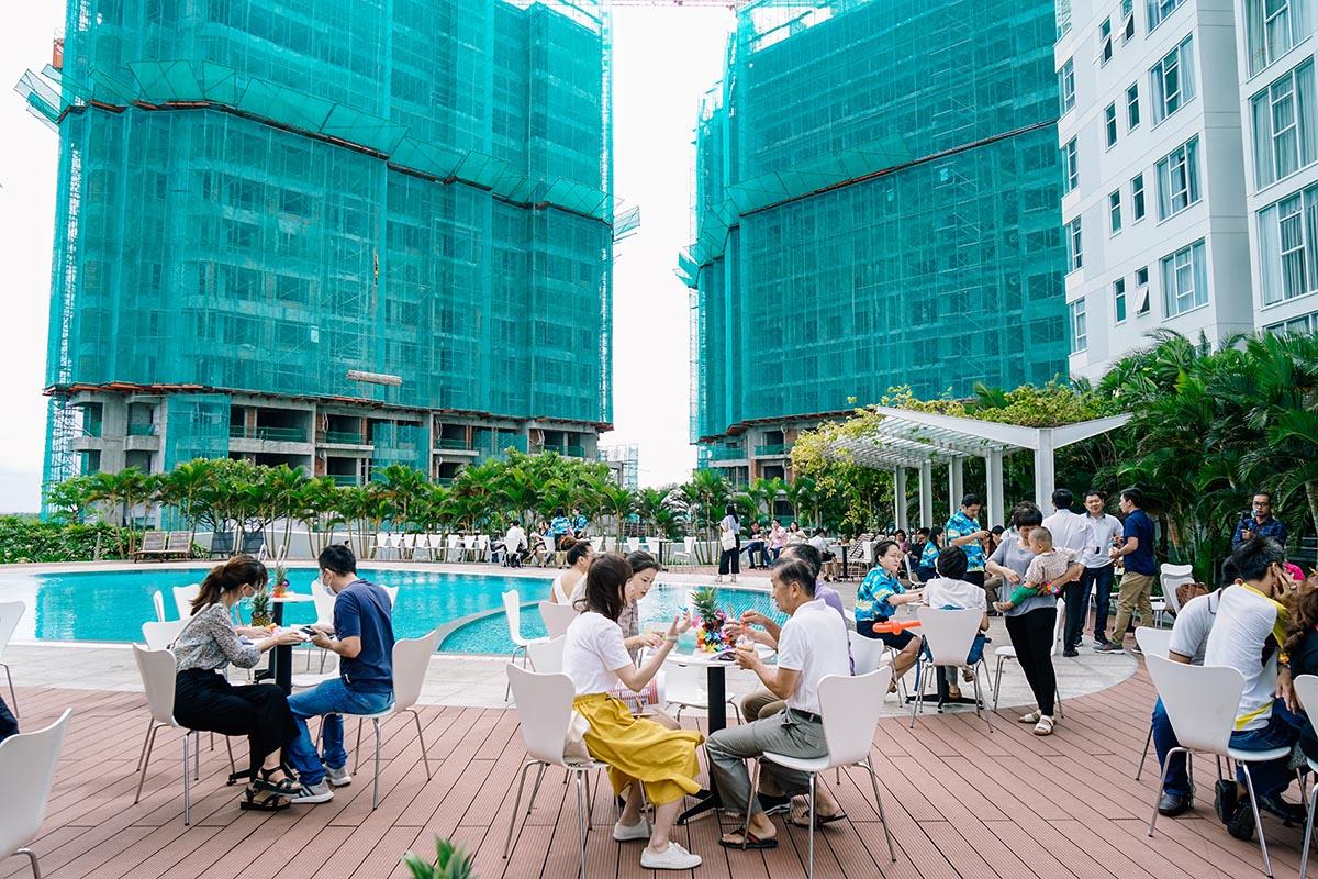 CÀ PHÊ SÁNG CÙNG CHỦ ĐẦU TƯ NHẬT BẢN – Sự kiện mở bán dự án căn hộ SORA gardens II đầu tiên trong năm